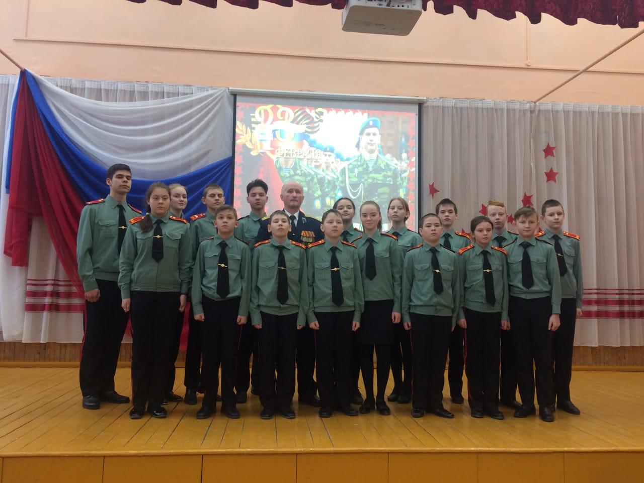 «Союз десантников Удмуртии» выехал в город Воткинск для проведения занятий