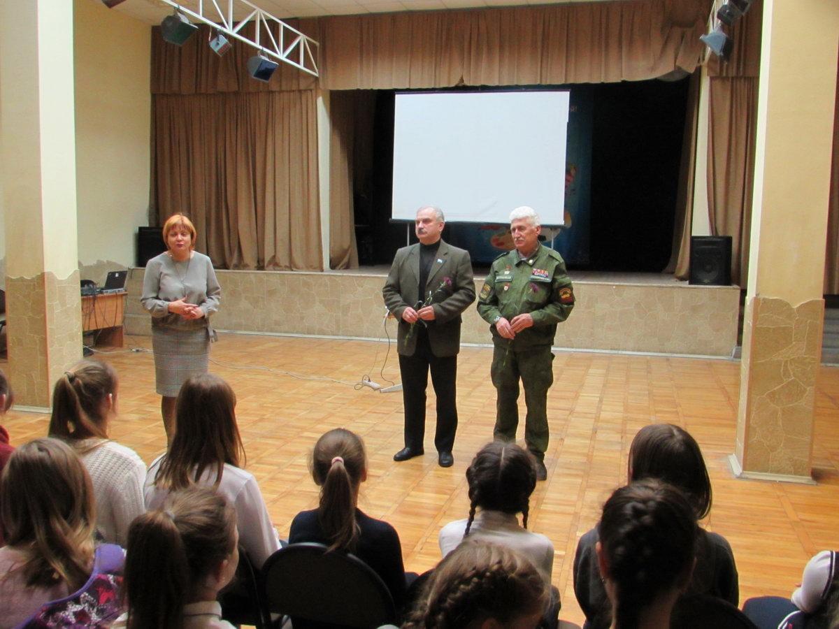 В Таганроге завершился месячник военно-патриотической работы, посвященный 31-й годовщины вывода советских из Афганистана и Дню защитника Отечества!