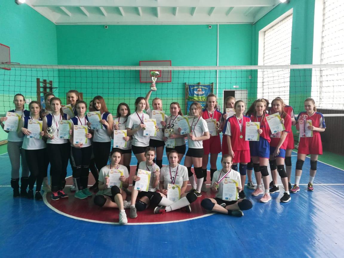 Волейбольный турнир памяти Михаила Юшина