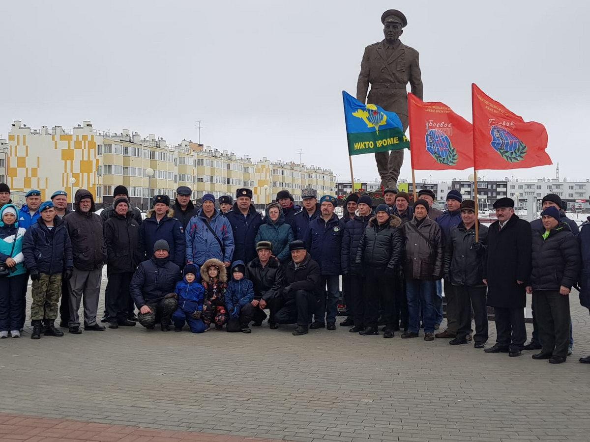 День защитника Отечества в Ульяновске