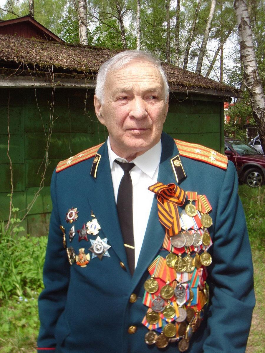 95 лет Маркову Николаю Дмитриевичу - ветерану ВОВ, ВДВ, ГО СССР, МЧС России 19 марта 2020 года исполнилось 95 лет.