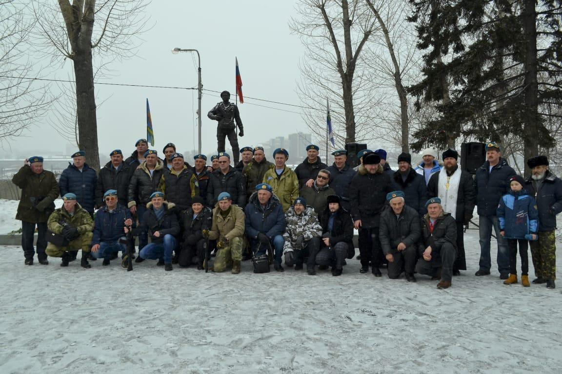 29 февраля 2020 года день памяти 6-ой роты 76 ВДД