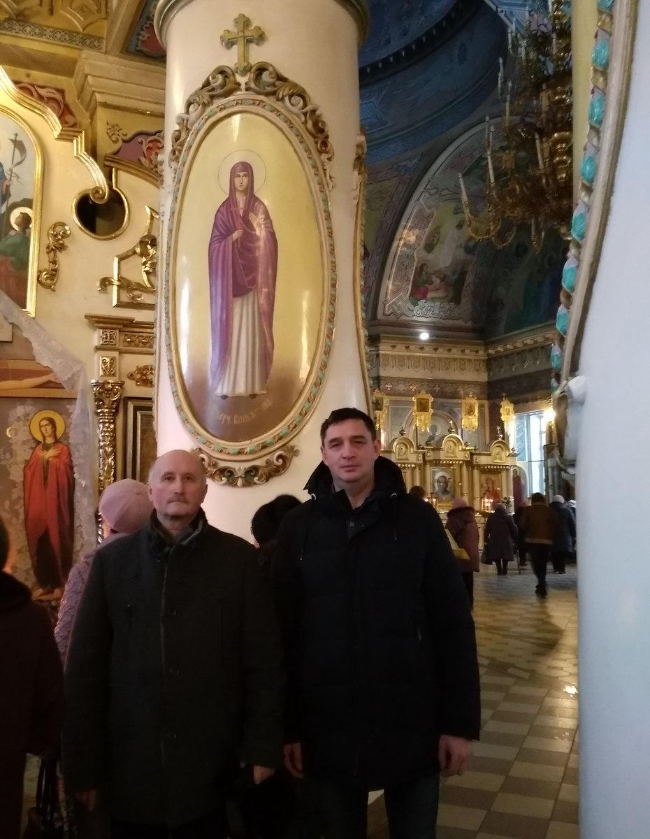 Православные «Союза десантников Удмуртии» торжественно встретили праздник Воскресения Христова