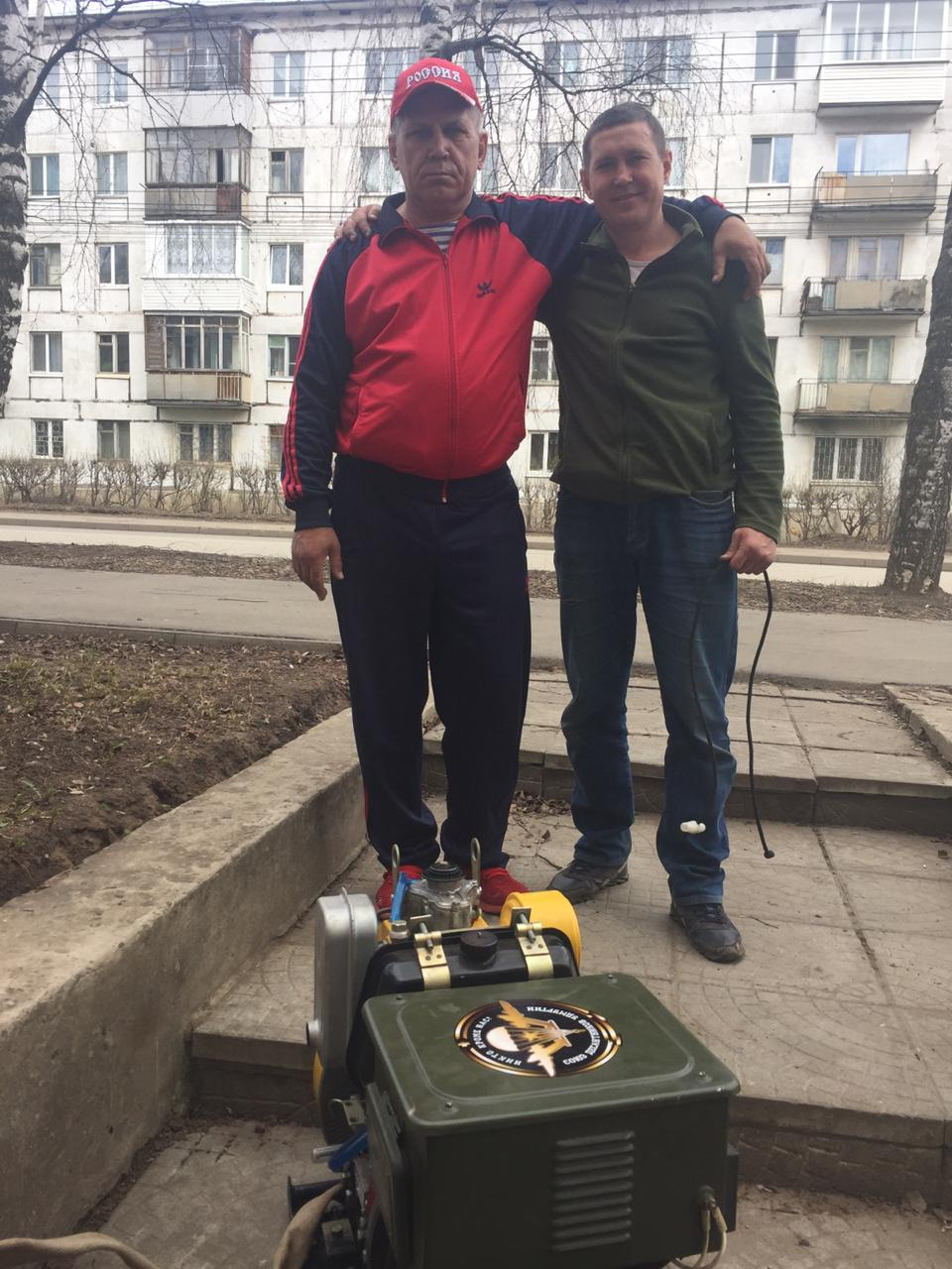 Волонтёры «Союза десантников Удмуртии» обязательно откликнуться на призыв…