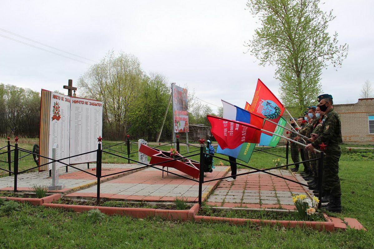 Праздник Победы в Приволжске