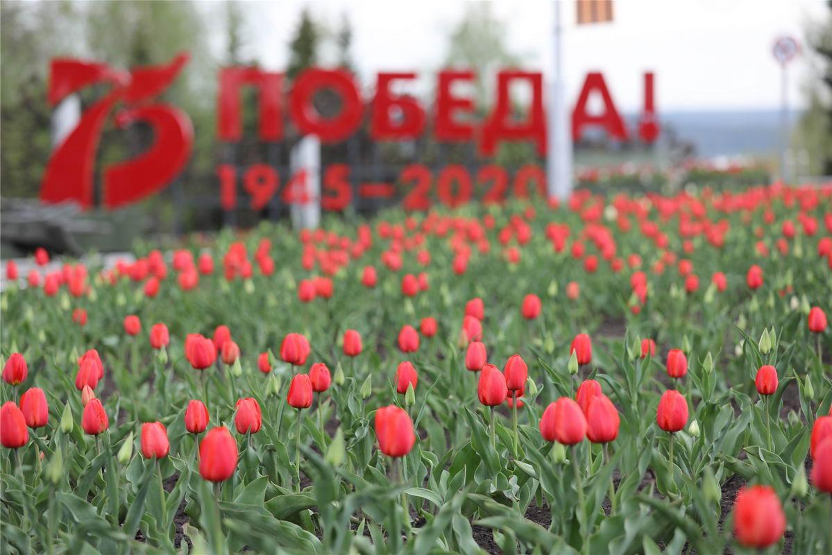 День Победы в Чебоксарах