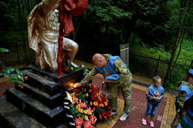 День памяти и скорби в Липецке
