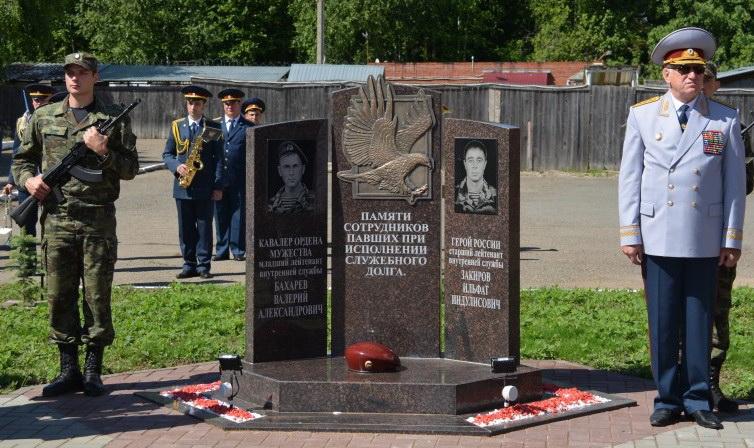 Члены «Союза десантников Удмуртии» приглашены на открытие мемориального комплекса в столице Удмуртии