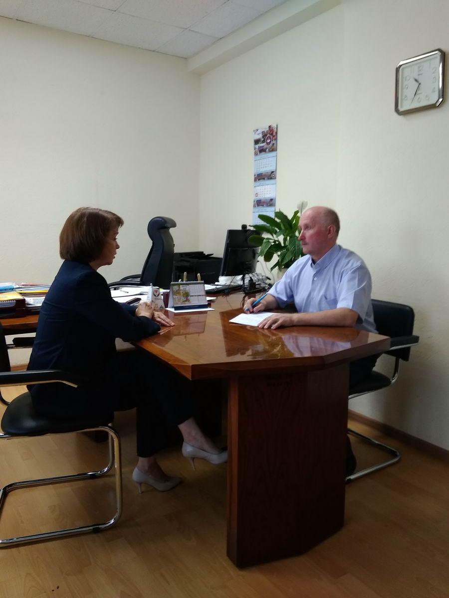 Министерство образования и науки Удмуртской Республики высоко оценило результаты выполнения совместной рабочей программы и календарного плана Министерства и «Союза десантников Удмуртии»