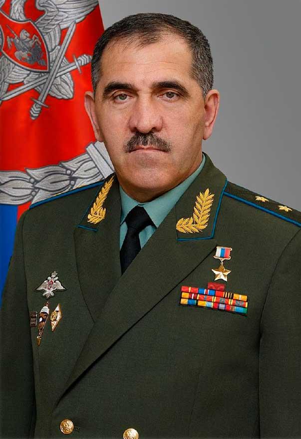 ПОЗДРАВЛЯЕМ С ДНЕМ РОЖДЕНИЯ ЗАМЕСТИТЕЛЯ МИНИСТРА ОБОРОНЫ ГЕРОЯ РОССИЙСКОЙ ФЕДЕРАЦИИ генерал-лейтенанта ЕВКУРОВА ЮНУС-БЕКА БАМАТГИРЕЕВИЧА !