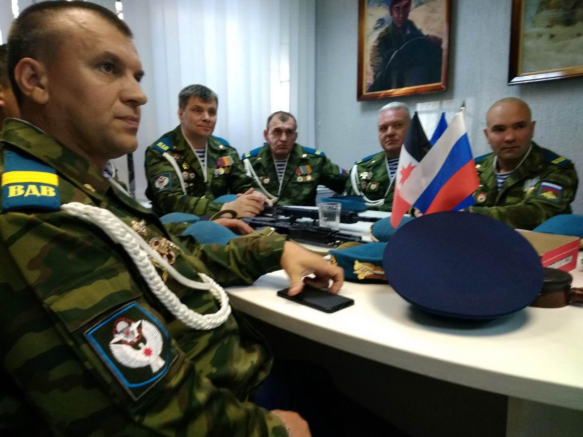 Члены правления «Союза десантников Удмуртии» отчиталось о проделанной работе в первом полугодии 2020 года и озвучили планы на второе…