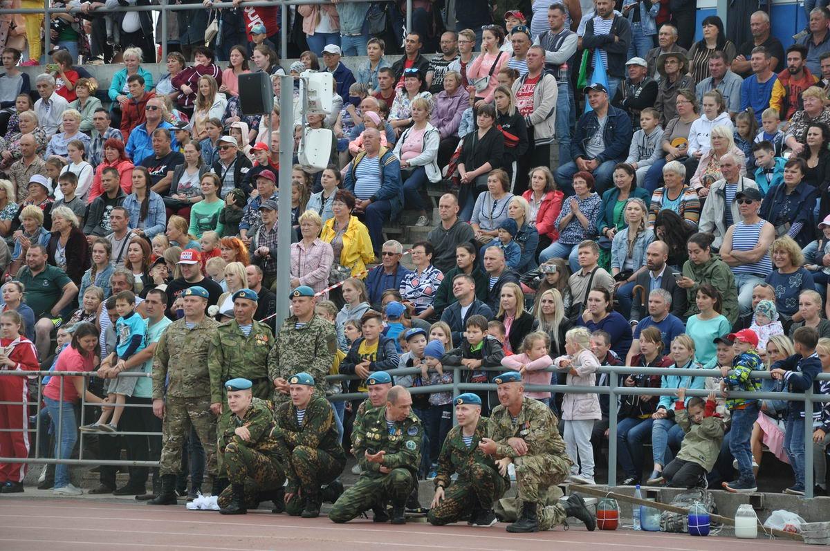 Воткинское отделение «Союза десантников Удмуртии» празднует 90-летие воздушно-десантных войск