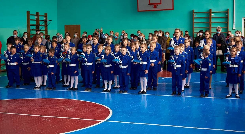Пополнение кадетских рядов