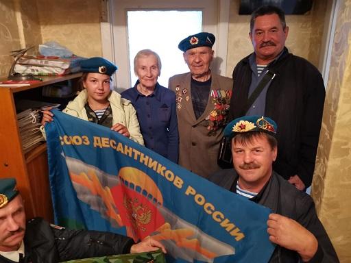 Гуманитарная помощь ветеранам Великой Отечественной Войны и особо нуждающимся ветеранам Афганистана и участникам Чеченской компании