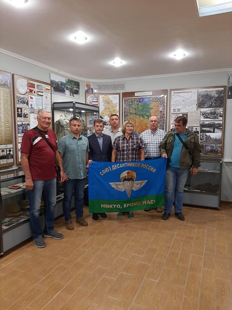 В военно-историческом музее города Орла прошло собрание
