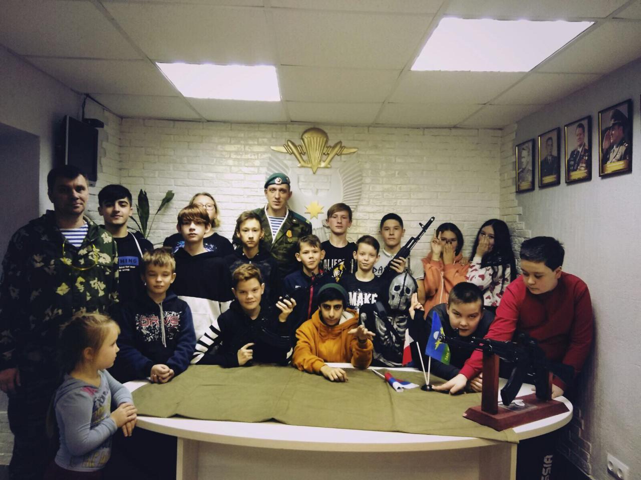 Членами правления «Союза десантников Удмуртии» принято решение о полноценной работе музея ВДВ в «День подразделений специального назначения»