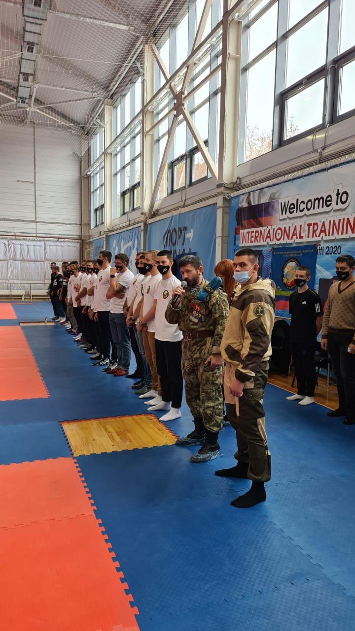 Открытое Первенство в г. Тольятти по армейскому рукопашному бою