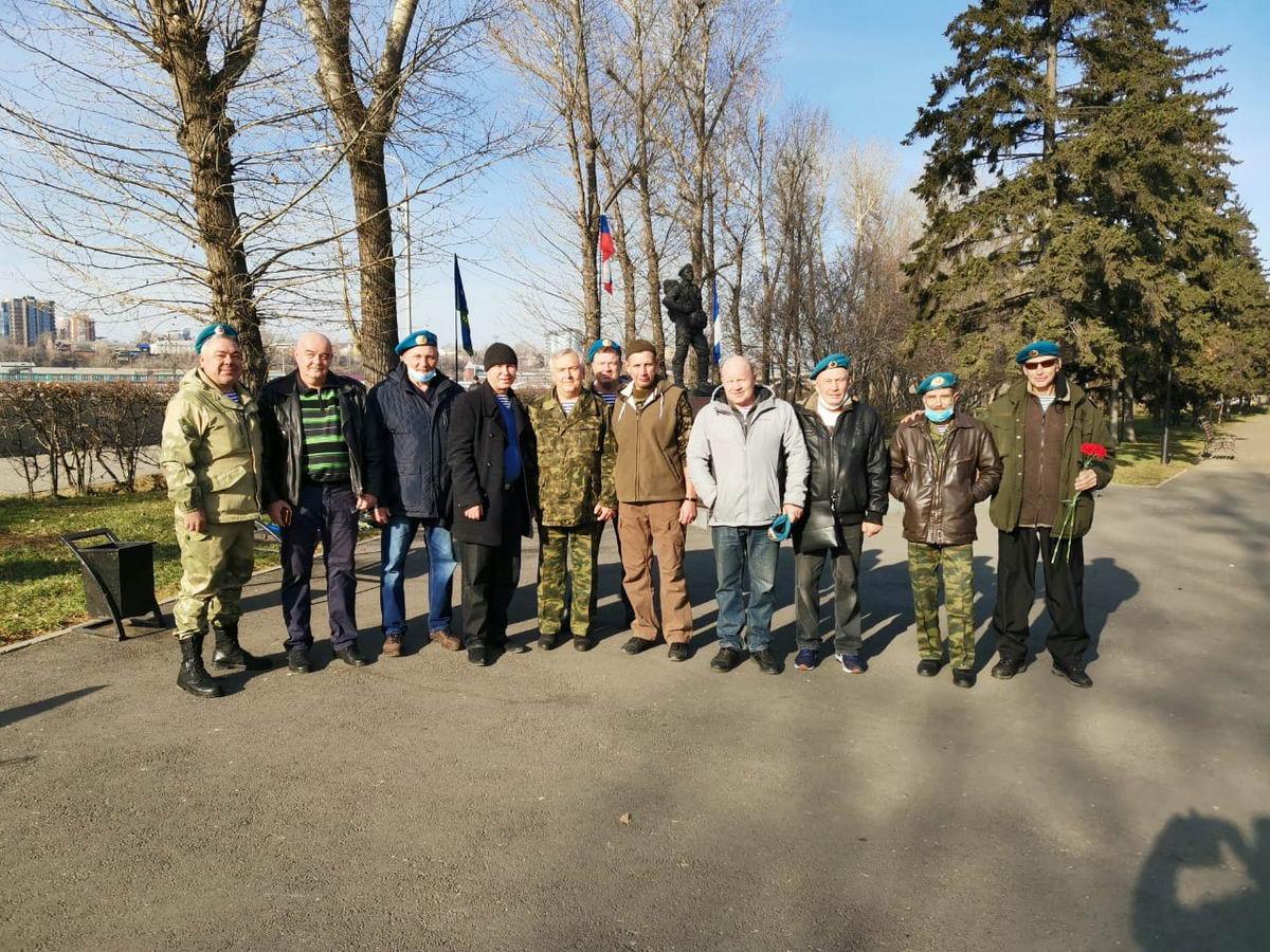 24 октября 2020 года мероприятие посвященное дню подразделения специального назначения