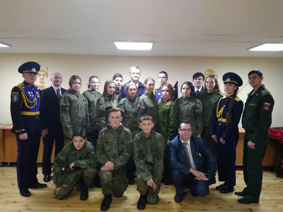 «Союз десантников Удмуртии» провёл занятия на базе Республиканского центра патриотического воспитания граждан «Патриот Отечества»