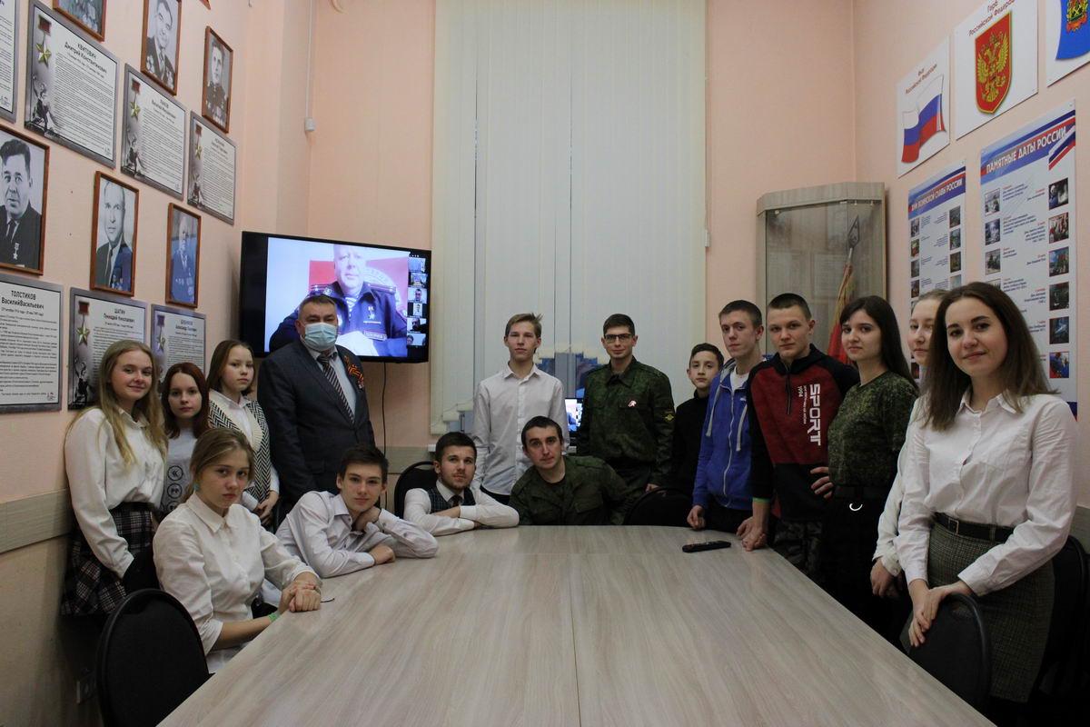 Проект «Диалоги с Героями»