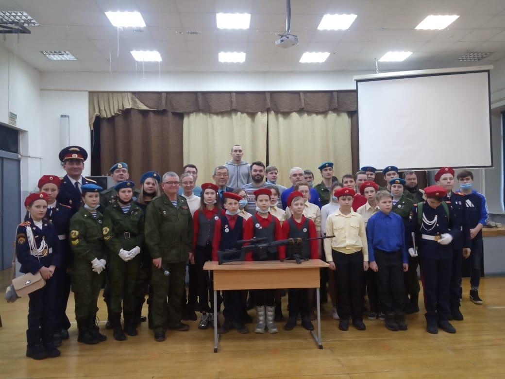 «Союз десантников Удмуртии» помнит своего земляка. Евгению Федоровичу Драгунову сегодня бы исполнился 101 год.