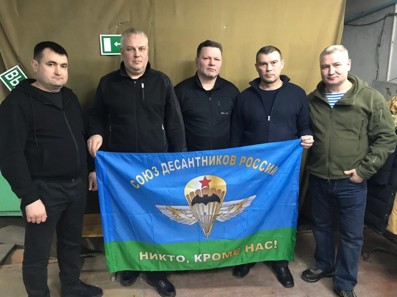 Соревнования по пулевой стрельбе среди ветеранов ВДВ г. Ульяновска