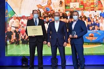 «Союз десантников Удмуртии» гордится, что коллектив военно-патриотического клуба «Десантник» - лауреат премии «ПРИЗНАНИЕ»