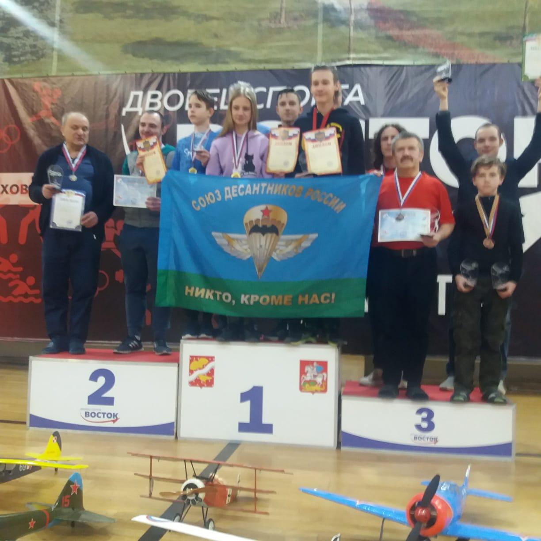 Спортивно-технический клуб «Пилот» на Чемпионате ЦФО
