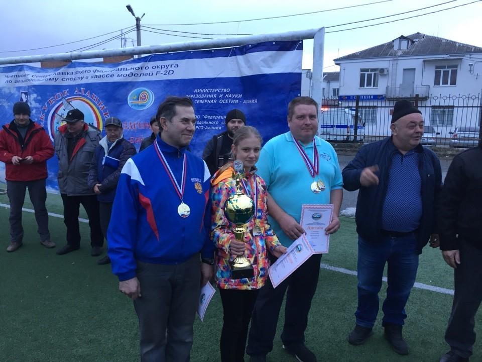 Чемпионат Северо-Кавказского Федерального округа по авиамодельному спорту