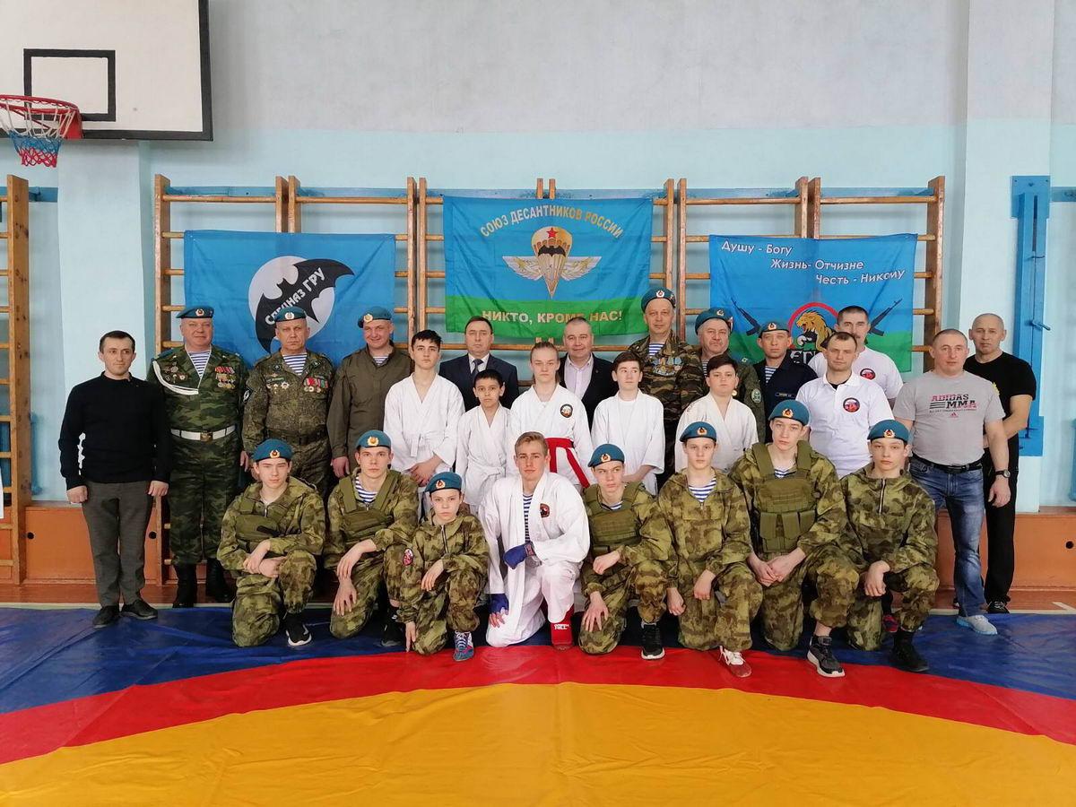 26 марта отмечается День части 3 отдельной бригады специального назначения