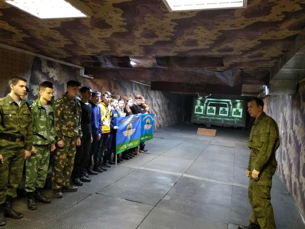 Соревнования по стрельбе среди ВПК Городского округа город Уфа