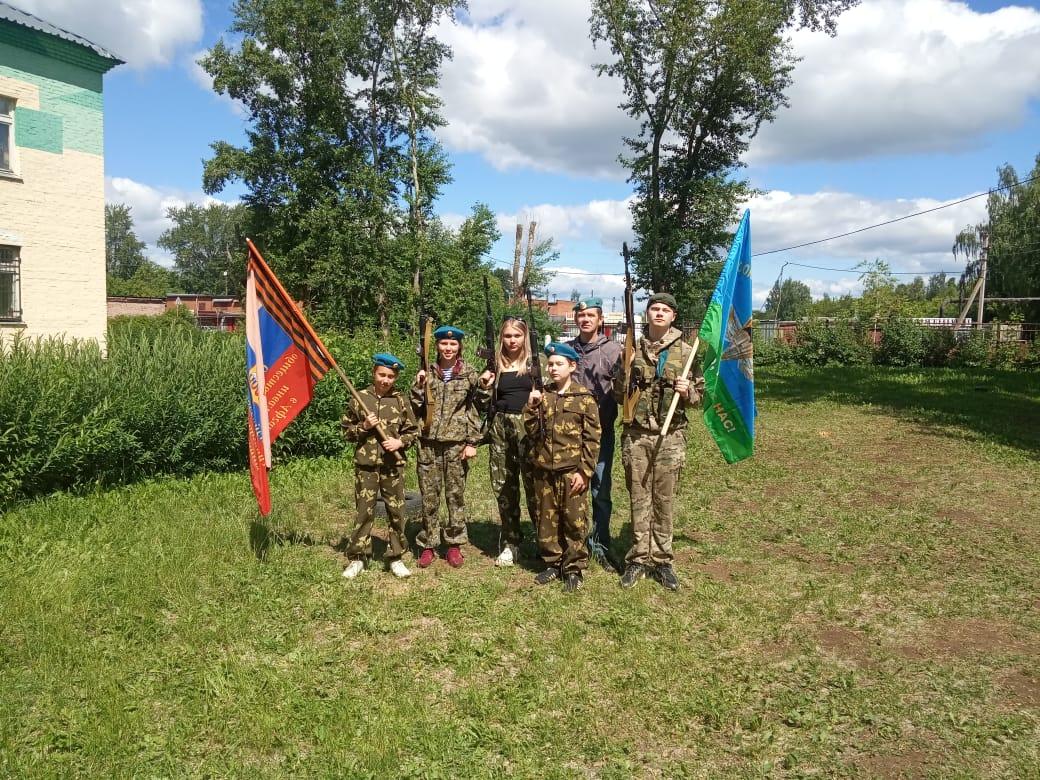 ВПК «Патриоты Отечества» «Союза десантников Удмуртии» принял активное участие в семинаре по военно- специальной подготовке