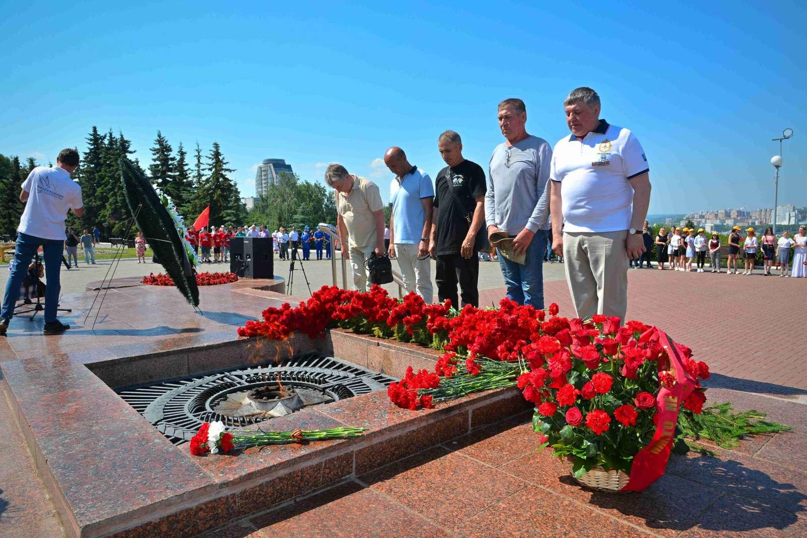 22 июня - День памяти и скорби в Чувашской Республике