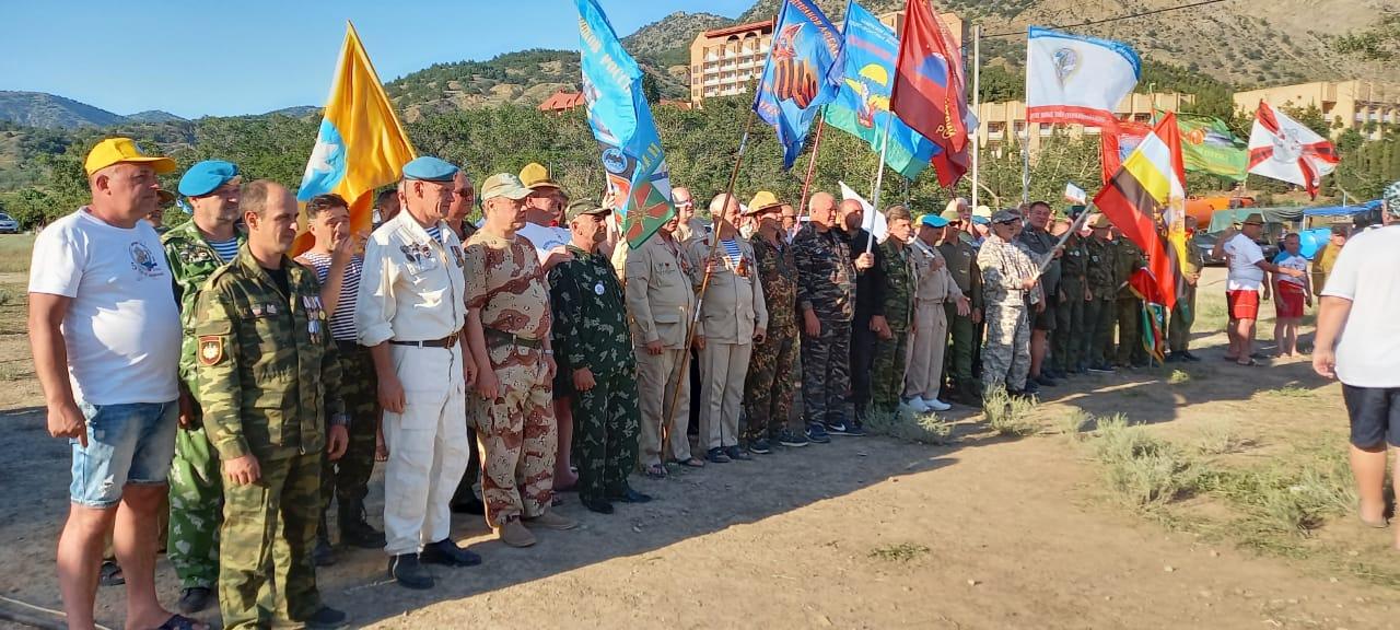 VI Международный слет ветеранов боевых действий и Фестиваль военно-патриотической песни «Время выбрало нас!»
