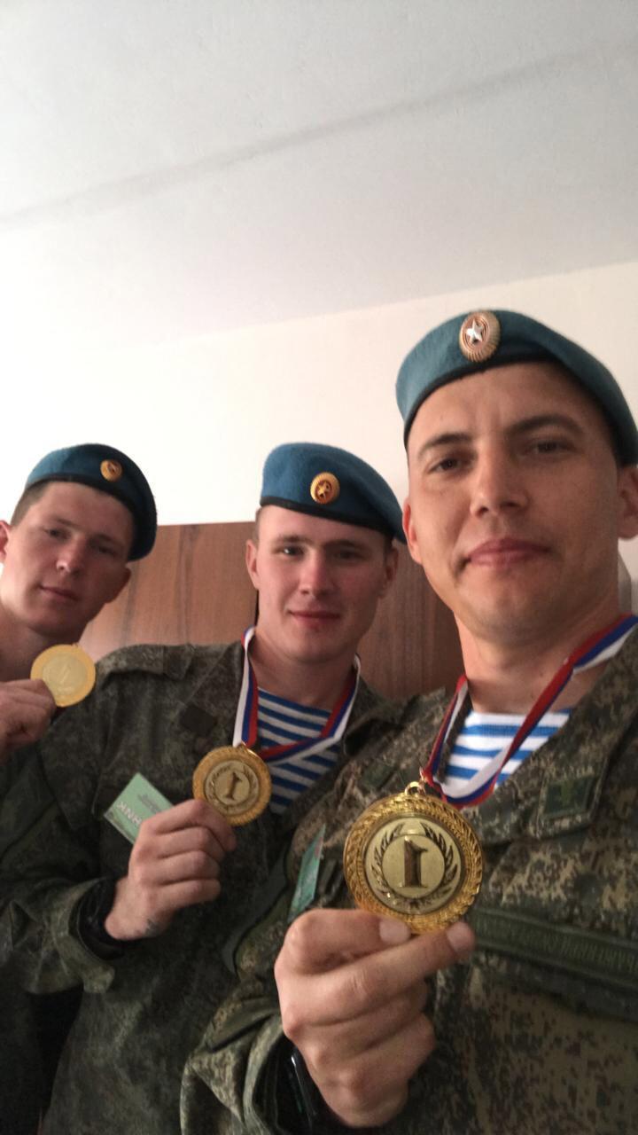 «Союз десантников Удмуртии» гордится своими гвардейцами!