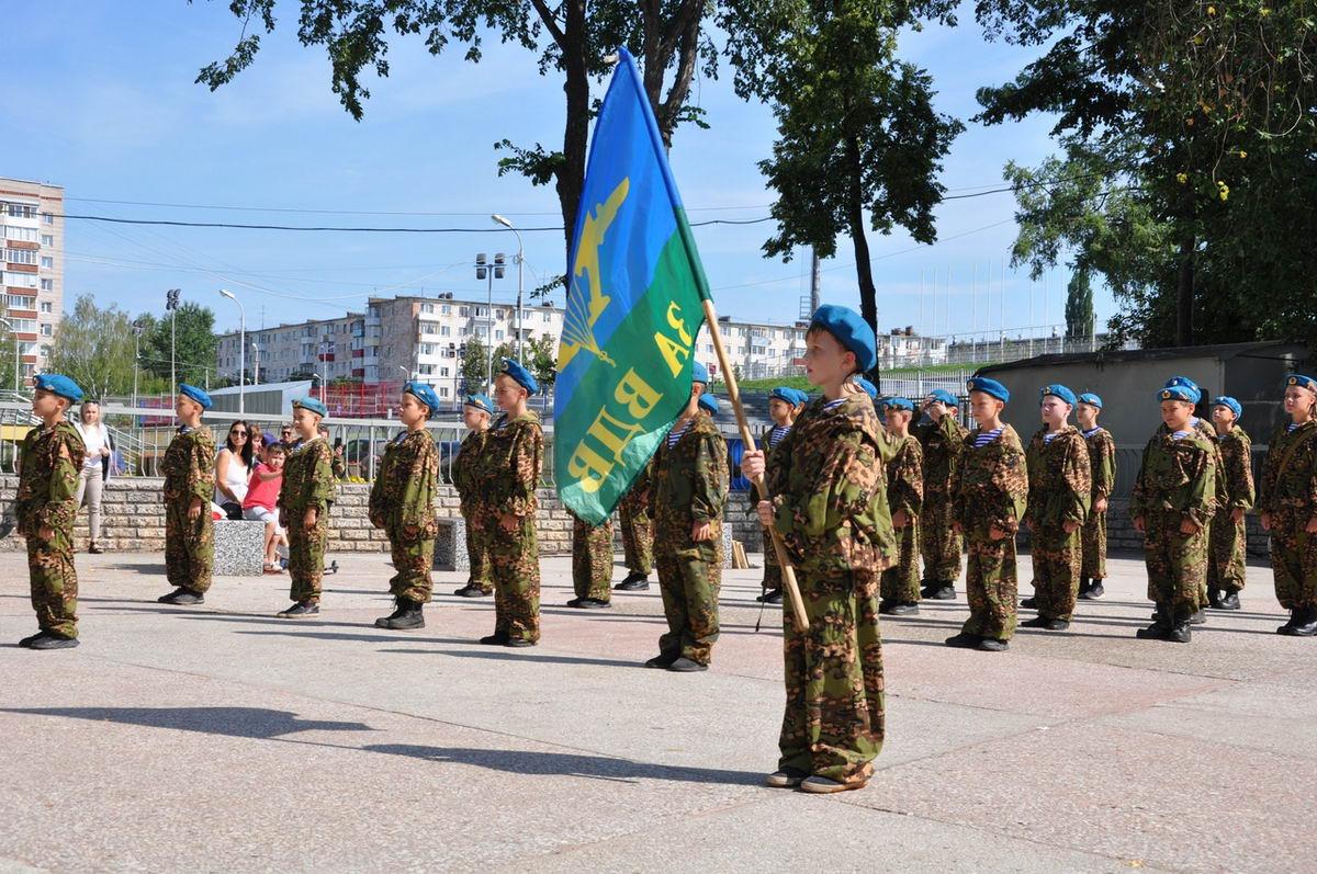 Руководители «Союза десантников Удмуртии» встретили День ВДВ с десантниками региональных отделений