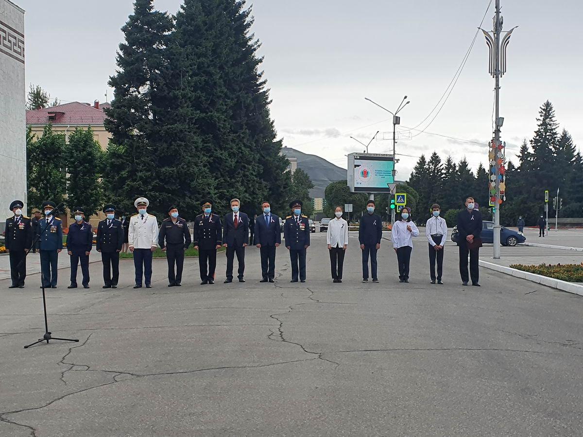 День государственного флага в республике Тыва
