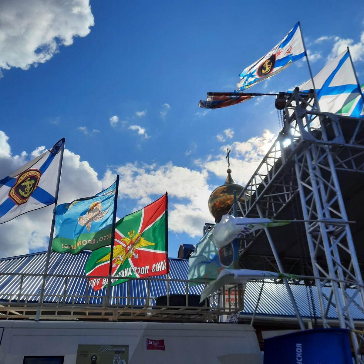 Межрегиональный духовно патриотическом фестиваль, посвященный празднованию 800 летия со дня Рождения Святого благоверного князя Александра Невского
